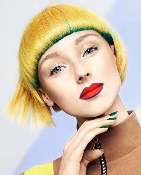 Pushing Creativity to its limits: RudHair wins Goldwell Color Zoom Challenge award